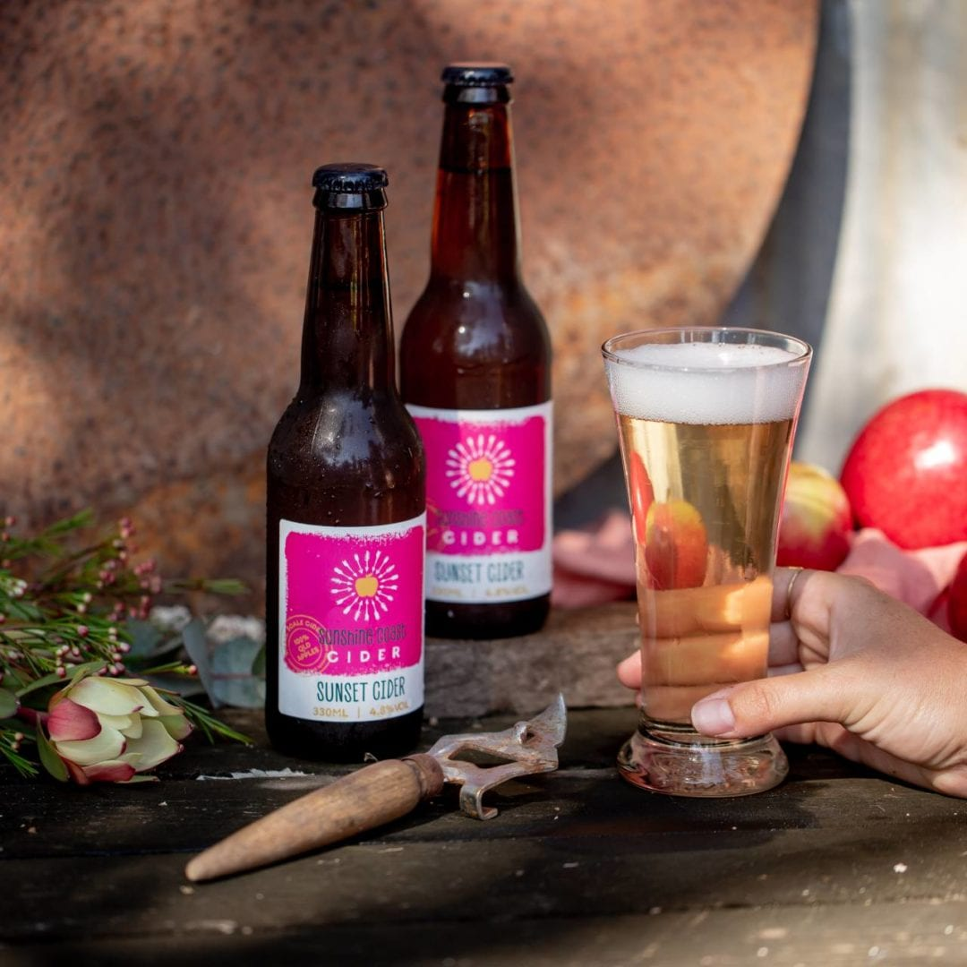 Sunshine Coast Cider Hr 40