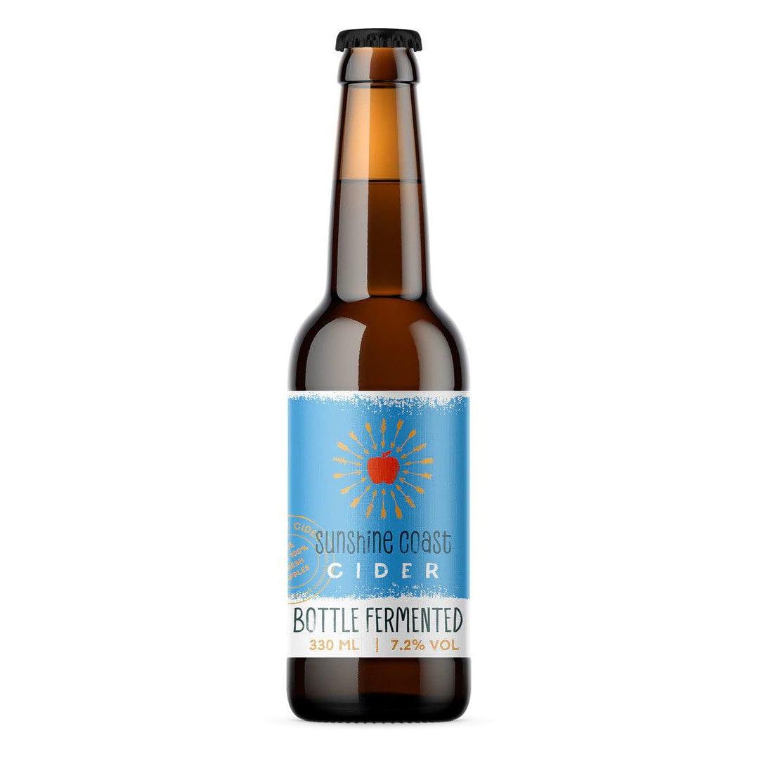 Sunshine Coast Cider Bottle Fermented Square