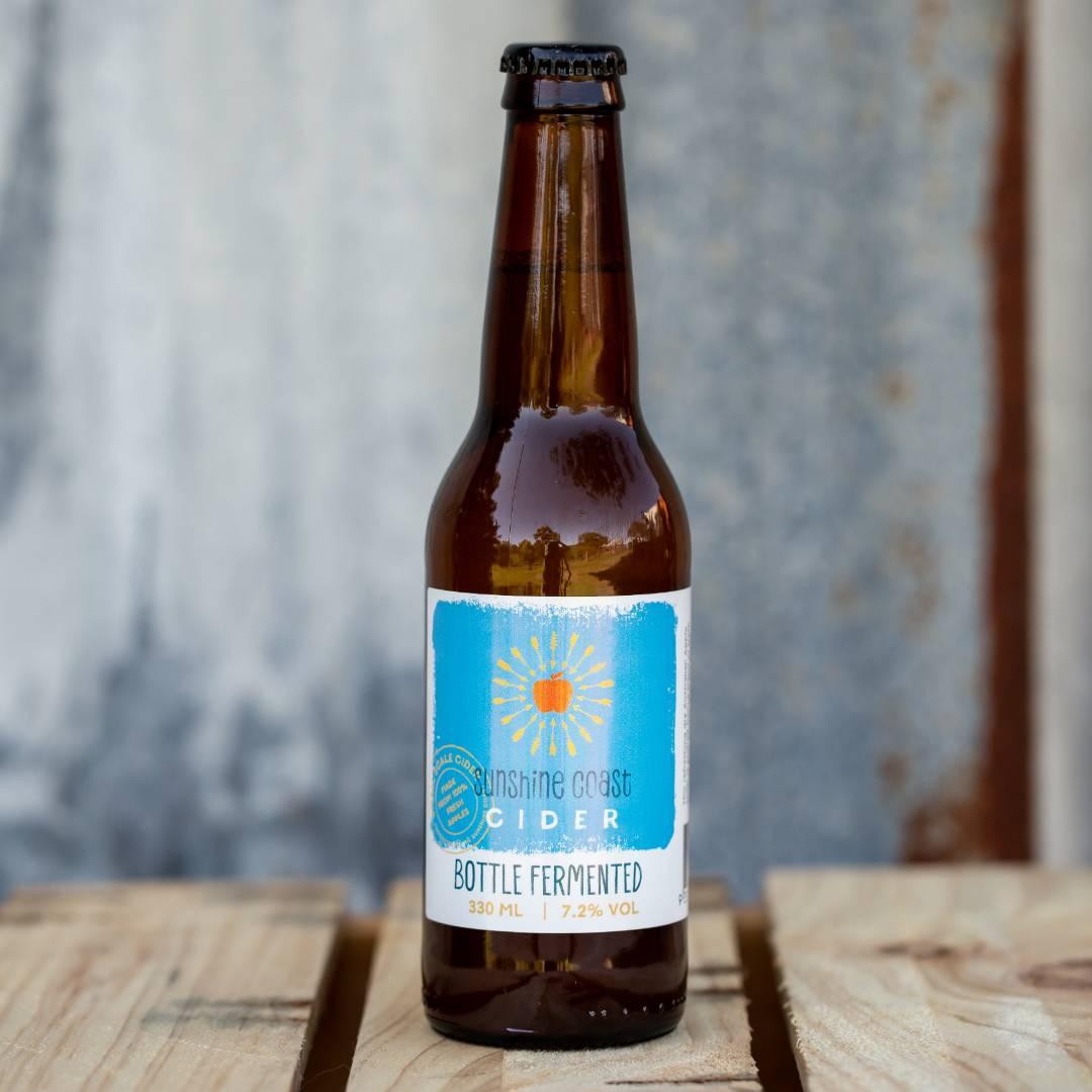 Sunshine Coast Cider Bottle Fermented Cider Square
