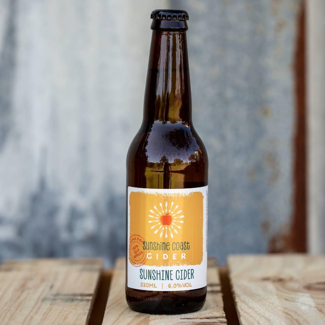 Sunshine Coast Cider Sunshine Cider Square